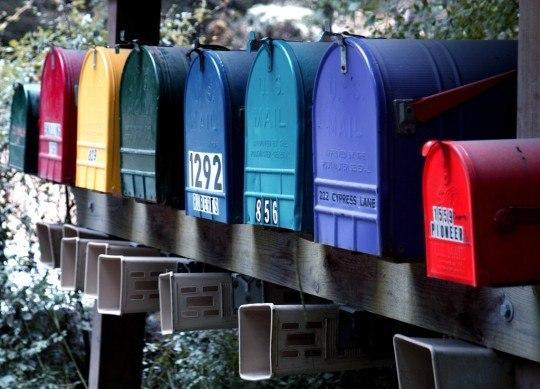 пощенски кутии за входове повишава сигурността